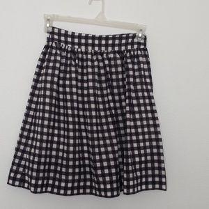 Anthro Silence + Noise skirt Size 2